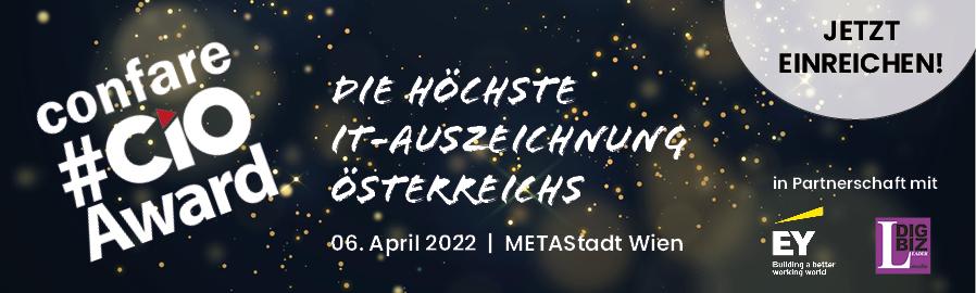 CIOAward Wien 2022 Slider