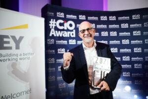 Swiss #CIOAward Gewinner Alec Joannou
