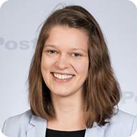 Ulrike Christ, Teamleitung Future Lab IT & Marketing- und Kommunikationsmanagement IT @ Post AG
