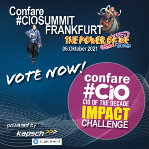 Confare CIO IMPACT CHALLENGE