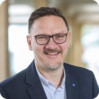 Walter Schinnerer, Leiter des SV-SAP-CCC @ IT-Services der Sozialversicherung GmbH & DSAG-Fachvorstand Österreich